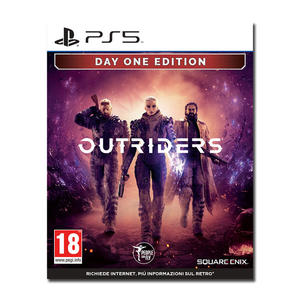 PREVENDITA Outriders Day One Edition - PS5 - MediaWorld.it