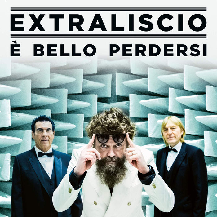 Extraliscio - È bello perdersi - CD - thumb - MediaWorld.it