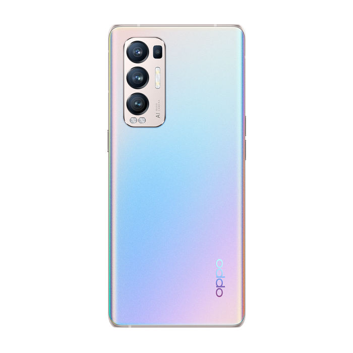 OPPO Find X3 Neo  Galactic Silver - thumb - MediaWorld.it