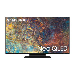 SAMSUNG Neo QLED 4K QE50QN90A Titan Black 2021 - MediaWorld.it