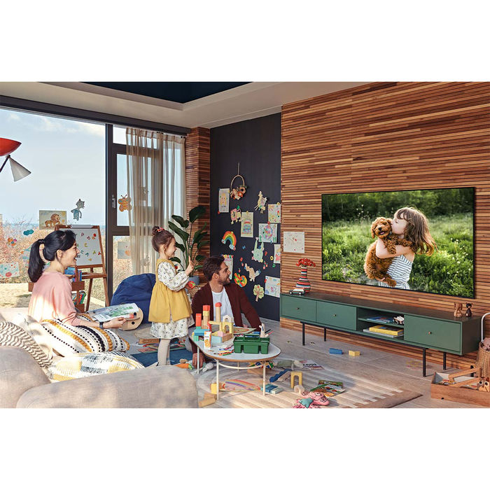 SAMSUNG QLED 4K QE55Q60A Black 2021 - thumb - MediaWorld.it