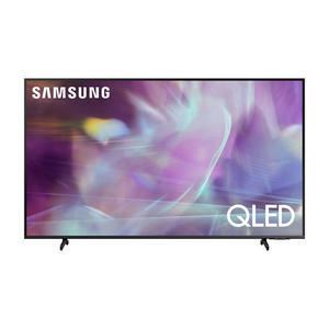 SAMSUNG QLED 4K QE55Q60A Black 2021 - MediaWorld.it