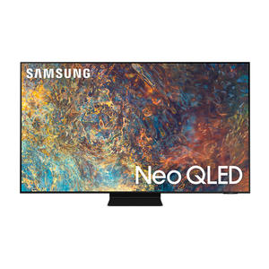 SAMSUNG Neo QLED 4K QE55QN90A Titan Black 2021 - MediaWorld.it