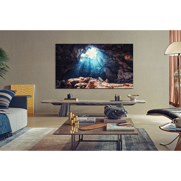 SAMSUNG Neo QLED 8K QE65QN800A Stainless Steel 2021 - thumb - MediaWorld.it