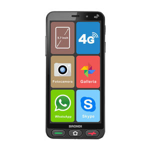 BRONDI Amico Smartphone S NERO - MediaWorld.it
