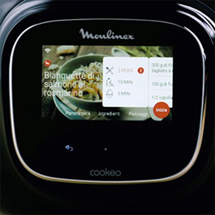 MOULINEX Cookeo Touch Wifi CE9028 - thumb - MediaWorld.it