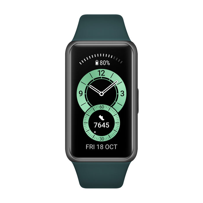 HUAWEI BAND 6 Forest Green - thumb - MediaWorld.it