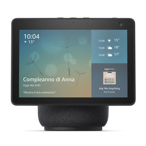AMAZON ECHO SHOW 10 (3ª GEN.) Nero - MediaWorld.it