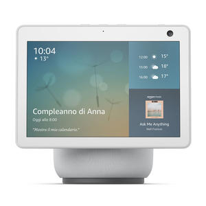 AMAZON ECHO SHOW 10 (3ª GEN) Bianco - MediaWorld.it