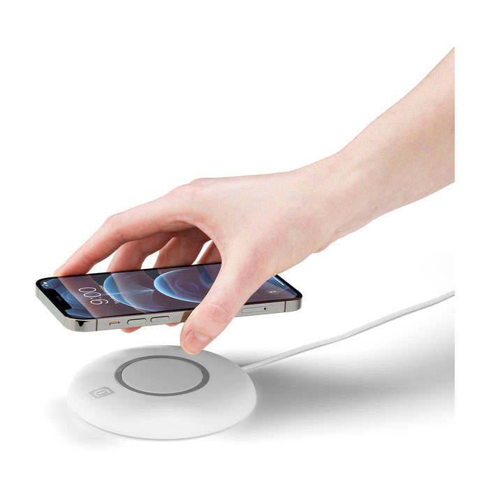 CELLULAR LINE MAGSFPADW supporto con base aderente per MagSafe - thumb - MediaWorld.it