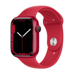 APPLE Watch Series 7 GPS+Cellular 45mm in alluminio PRODUCT(RED) - Sport PRODUCT(RED) - MediaWorld.it