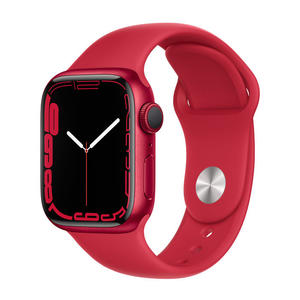 APPLE Watch Series 7 GPS 41mm in alluminio PRODUCT(RED) - Sport PRODUCT(RED) - MediaWorld.it