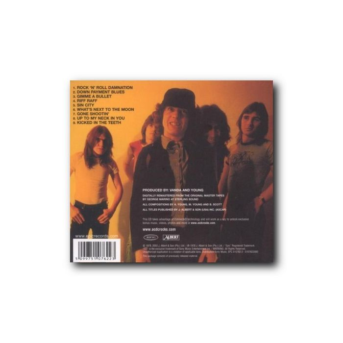 AC/DC - Powerage - thumb - MediaWorld.it