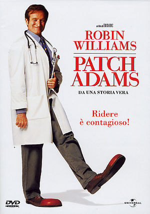 UNIVERSAL PICTURES PATCH ADAMS - thumb - MediaWorld.it