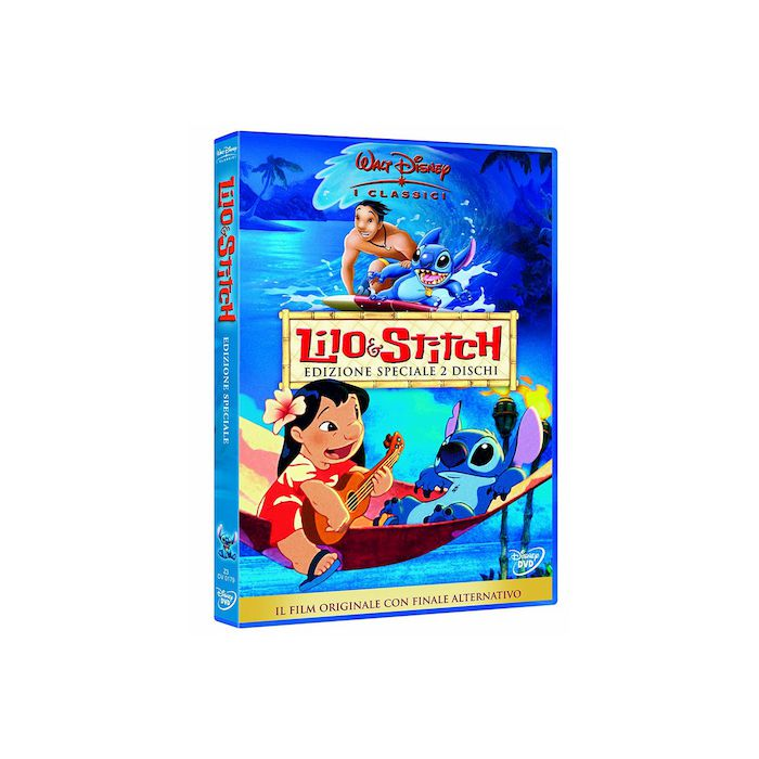 WALT DISNEY LILO & STITCH - thumb - MediaWorld.it