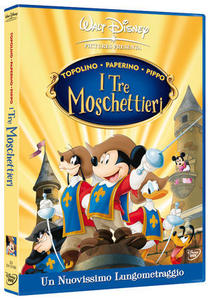 WALT DISNEY I TRE MOSCHETTIERI - MediaWorld.it