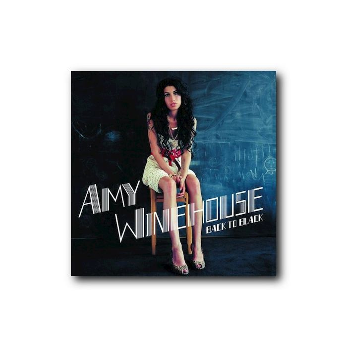 Amy Winehouse - Back to Black - thumb - MediaWorld.it