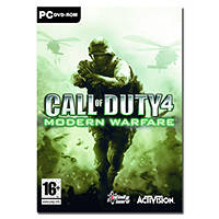 Giochi PC Call Of Duty 4 - Modern Warfare - PC su Mediaworld.it