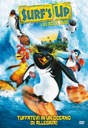 UNIVERSAL PICTURES SURF'S UP - I RE DELLE ON - thumb - MediaWorld.it
