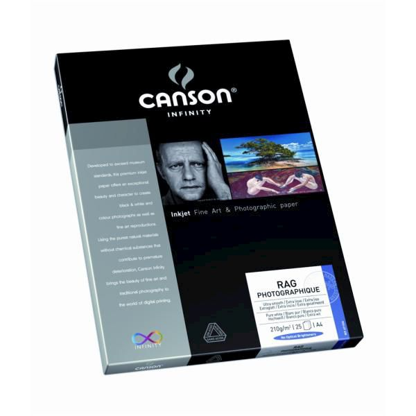 CANSON INFINITY RAG PHOTOGRAPHIQUE - thumb - MediaWorld.it
