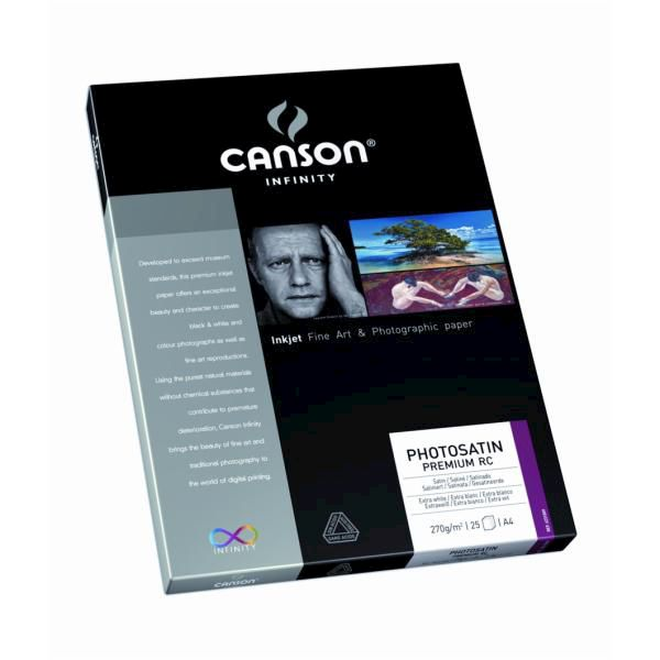CANSON INFINITY PHOTOSATIN PREMIUM RC - thumb - MediaWorld.it