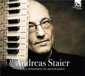 Staier,Andreas - Andreas Staier Plays Schumann - CD - thumb - MediaWorld.it