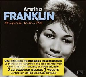 FRANKLIN, ARETHA - ALL NIGHT LONG & JUST.. - CD - MediaWorld.it