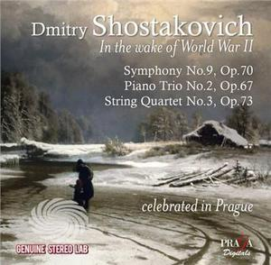 Shostakovich / Kosler,Zdenek - In The Wake Of World War Ii - CD - MediaWorld.it