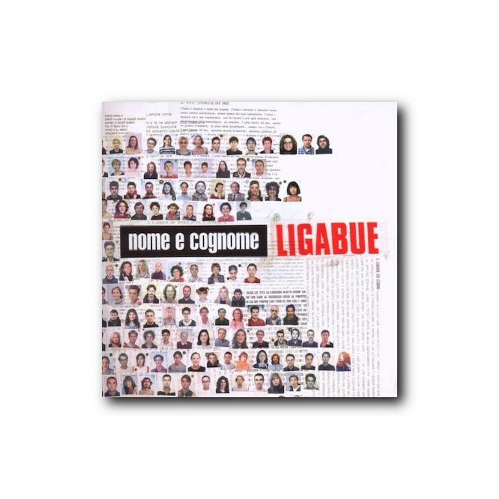 Ligabue - Nome e Cognome (Remastered) - thumb - MediaWorld.it