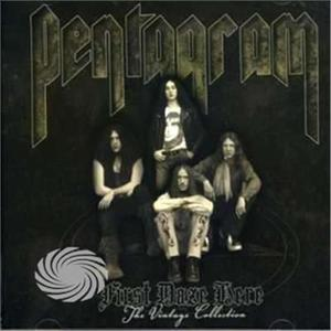 Pentagram - First Daze Here-The Vintage Collection - CD - thumb - MediaWorld.it