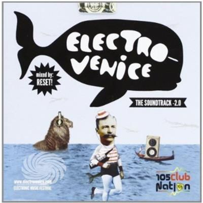 V/A - Electrovenice 2011 - CD - thumb - MediaWorld.it