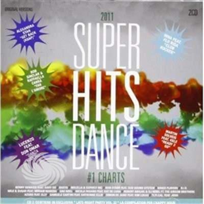 Aa.Vv. - Super Hits Dance 2011 No. 1 Charts - CD - thumb - MediaWorld.it