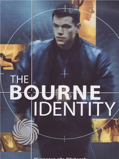 The Bourne identity - DVD - thumb - MediaWorld.it