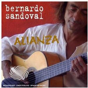 Sandoval,Bernardo - Alianza (Live) - CD - thumb - MediaWorld.it