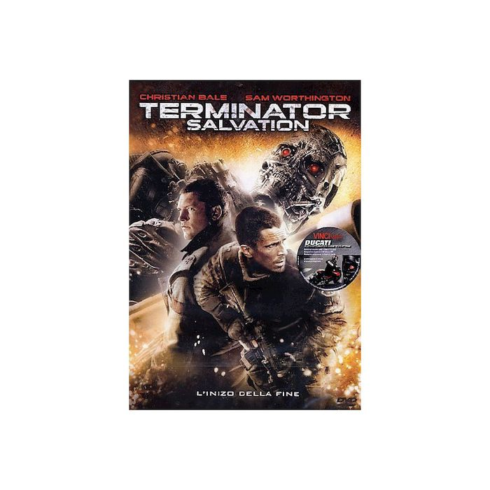 UNIVERSAL PICTURES TERMINATOR SALVATION - thumb - MediaWorld.it