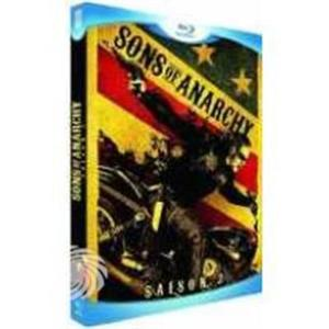 Blu- Sons Of Anarchy-Saison 2 - Blu-Ray - thumb - MediaWorld.it
