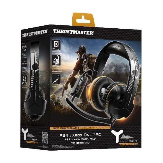 THRUSTMASTER Y-300CPX GHOST RECON WILD - thumb - MediaWorld.it