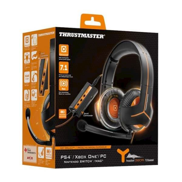 THRUSTMASTER Y-350CPX 7.1 POWERED - thumb - MediaWorld.it