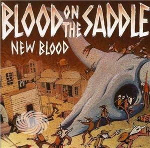 BLOOD ON THE SADDLE - NEW BLOOD - CD - MediaWorld.it
