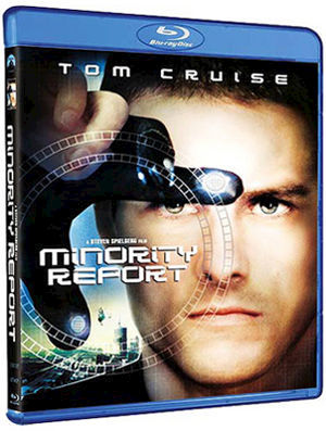 MINORITY REPORT -  BluRay - thumb - MediaWorld.it