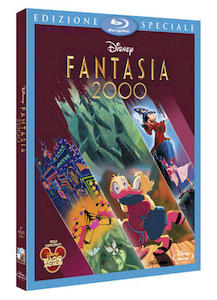 WALT DISNEY FANTASIA 2000 - MediaWorld.it