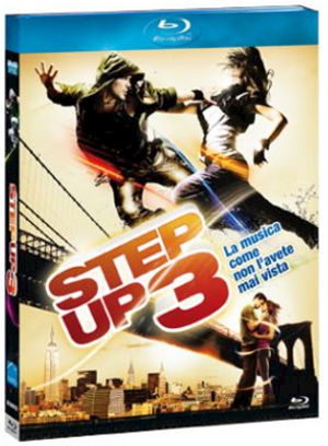 EAGLE PICTURES STEP UP 3 - thumb - MediaWorld.it