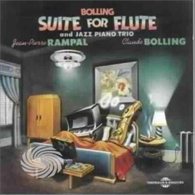 Bolling,C. - Suite For Flute & Jazz Piano Trio - CD - thumb - MediaWorld.it