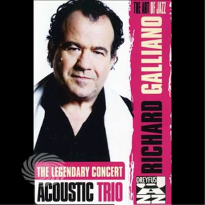 Galliano, Richard-Acoustic Trio - DVD - thumb - MediaWorld.it