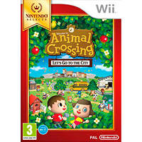Giochi Wii Animal Crossing: Let's Go To The City - WII su Mediaworld.it