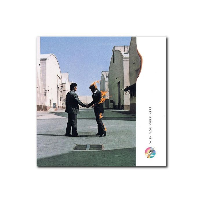 Pink Floyd - Wish You Were Here (Remastered 2011) - thumb - MediaWorld.it