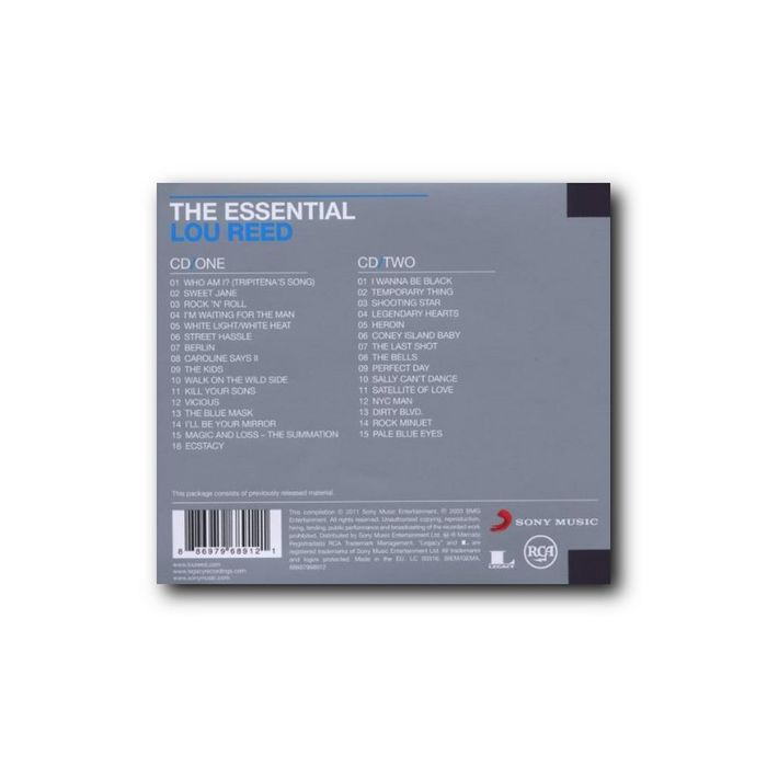 Lou_Reed - The Essential - thumb - MediaWorld.it