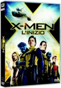 X MEN L'INIZIO Singolo Disco - DVD - MediaWorld.it