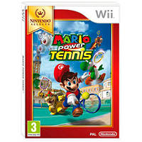 Giochi Wii Mario Power Tennis - WII su Mediaworld.it