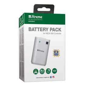Battery Pack + Power Cable - XBOX 360